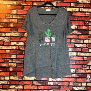 "XL ""Grow In Love"" T-Shirt"